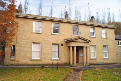 Lockwood House - home of Pennine Business Partners